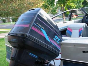 Bayliner Capri Bowrider for Sale